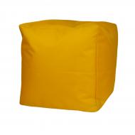 Пуф куб 25х25х25 см оксфорд Желтый  (SH-2519-FRPUOX-UA-01)