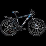 """Велосипед Titan Energy 2021 29"""" рама 51 см Чорний/Синій"""