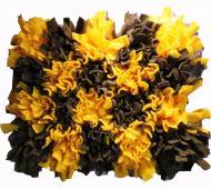Нюхальний килимок для собак на силіконовій основі Різнокольоровий 9