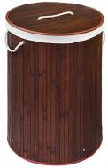 Кошик для білизни складаний Stenson 40х60 см (R29390)
