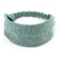 Повязка на голову Copper женская Зеленый (Cloud-16-green)