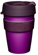 Чашка KeepCup Original Geranium 340 мл Фуксия/Вишневый