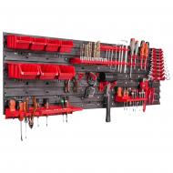 Панель для інструментів Kistenberg Панель 115х39 см 7 лотків