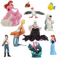 Набор фигурок Русалочка Disney 10 шт