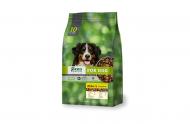 Корм преміум Екко-гранула для собак з куркою 10 кг