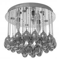 Люстра Brille BCL-420S/3хE14+6х1W LED (22-106)