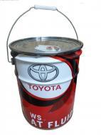Олива трансміссійна Toyota ATF WS 20 л (08886-02303)