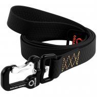 Поводок Collar Эволютор для крупных собак 300×2,5 см Черный