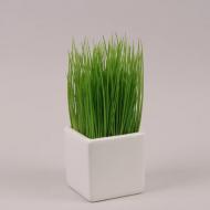 Искусственное растение в горшке Flora 23 см (26938)