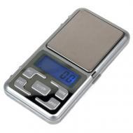 Весы электронные ювелирные Pocket Scale MH 500 Серебристый (1000353-White-0)