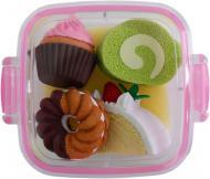 Набор ластиков IWAKO Ланчбокс с десертами (ER-981066-1)