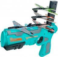 Дитячий пістолет-катапульта з літаючими літаками Air Battle (Z460)