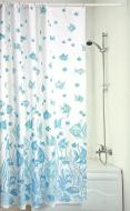 Шторка для ванни і душу текстильна 504 Акваріум 180x200 см