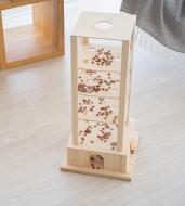 Іграшка - головоломка для кішок Pets Lounge Food Tower