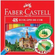 Набір кольорових олівців Faber-Castell 48 кольорів (817)