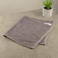 Махровая кухонная салфетка GM Textile 30х50 см Пепельный