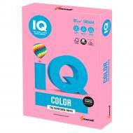 Бумага офисная А4 IQ Color Pastel 500 л Розовая