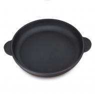 Сковорода чугунная Brizoll 160х25 мм (Н1625)