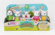 Набор игровой Li`l Woodzeez Большая семья мышей (6491Z)