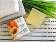 Мыло натуральное органическое Chaban С маслом абрикосовой косточки