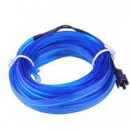 Підсвічування для салону автомобіля CAR Cold Light Line EL-1302-5 Синій