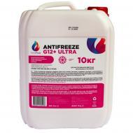 Антифриз NanoFrost G12+ Ultra 10 кг Розовый