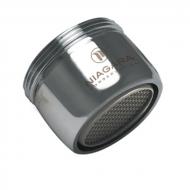 Аэратор для змішувача Niagara Pressure Compensated 3.8 л/хв 24мм (N3210B-PC)