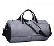 Спортивна сумка TuGuan 1698 з відділом для взуття Сірий