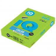 Папір офісний А4 IQ Color Intensive 500 арк Зелений