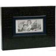 Фотоальбом CHAKO Кабинет 10x15 см страницы черного цвета на 240 фото Черный