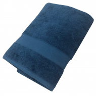 Полотенце махровое  синее 50*90 Зара ТМ Аиша