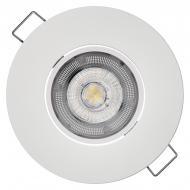 Светильник точечный Emos 5W LED ZD3121 Белый