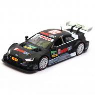 Машинка іграшкова Автопром Audi RS 5 DTM світло/звук/двері відчиняються Чорний (68448)