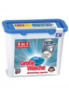 Капсули для посудомийних машин Grosse Wasche 29 шт.