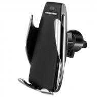 Автомобильный держатель UKC Smart Sensor S5 с функцией беспроводной зарядки для телефона (bb55f402)