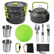 Набір туристичного посуду Halin GL-308-5