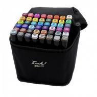 Набор скетч маркеров Touch 48 шт. Черный