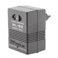Адаптер для розетки UKC WL-S3 з перетворювачем напруги 110V/220V 220V/110V 80W (iz12586)
