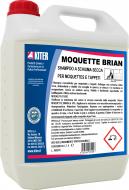 Шампунь для килимів Kiter Moquette Briane з сухою піною 5 л (09005.5L)