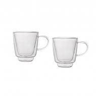 Чашки с двойным дном Herisson 2 шт 70 мл