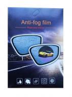 Плівка анти-дощ Anti-fog film на бічні дзеркала авто 127х87 мм