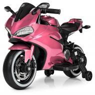 Мотоцикл Bambi M 4104ELS-8 Pink