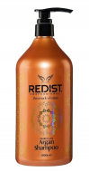 Поживний шампунь Redist Moroccan Argan Shampoo з аргановою олією для сухого і ламкого волосся 1 л (RMAS1)