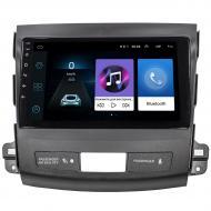 "Штатная магнитола Lesko Mitsubishi Outlander 2006-2015 9"" 1/16GB Wi-Fi Optima GPS Android"