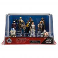 Набор фигурок Disney Star Wars: The Rise of Skywalker The Resistance 10 шт