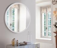 Зеркало настенное 800 мм Белый (Z6)