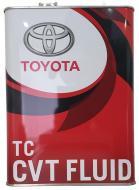 Олива трансміссійна Toyota CVT FLUID TC 4 л (08886-02105)