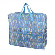Сумка для ковдр і подушок Supretto блакитний 56730002