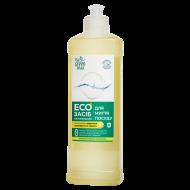 Екосредство натуральне Green Max для миття посуду 500 мл