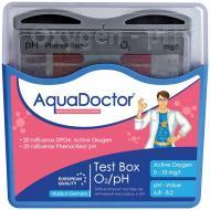 Тестер таблетками для басейну pH і O2 AquaDoctor Box 20 тестів (23545)